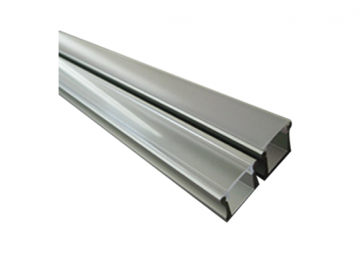 Aluminium 15mm Profile (2m)