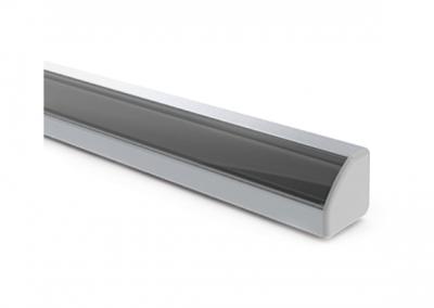 Perfil Aluminio Angulo 45º (2m)