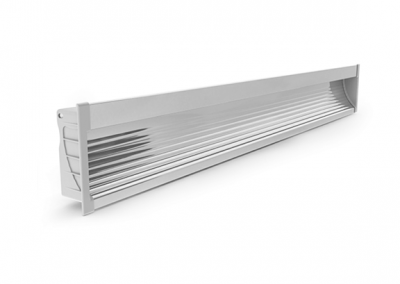 Wall Recessed Aluminium Profile (2m)