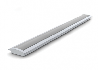 Aluminium 8 mm Recessed Profile (2m)