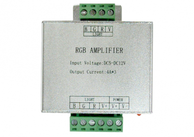 RGB Sign Amplifier
