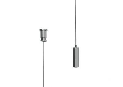 Steel Cable Set for Suspensión